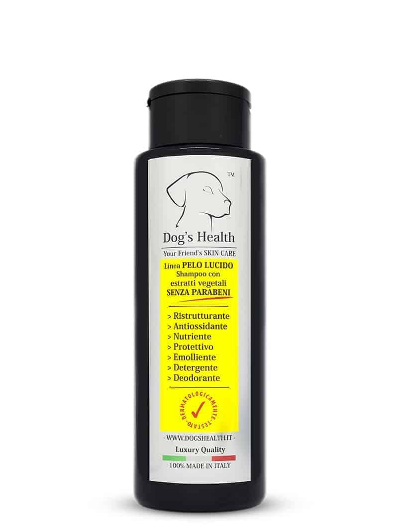 shampoo pelo lucido cane dog's health