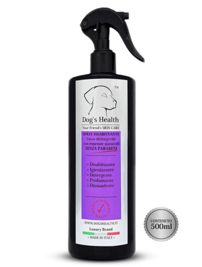 spray disabituante cane dog's health